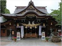 ศาลเจ้าคุชิดะ (Kushida Shrine)