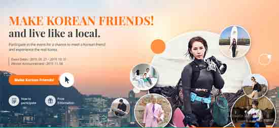Make Korean Friends