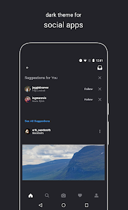 Swift Dark Substratum Theme v28.0 [Patched]