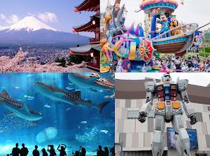 4 Tempat Wisata Terkenal di Jepang paling Favorit bagi Traveler
