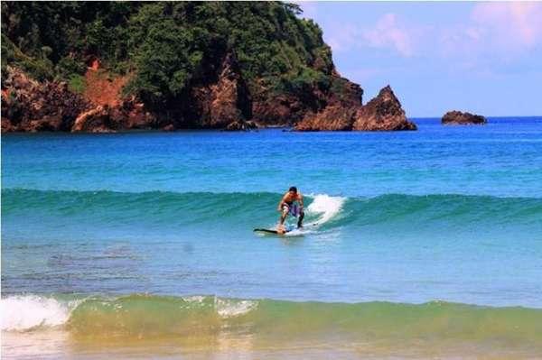 Pantai Wedi Awu Malang