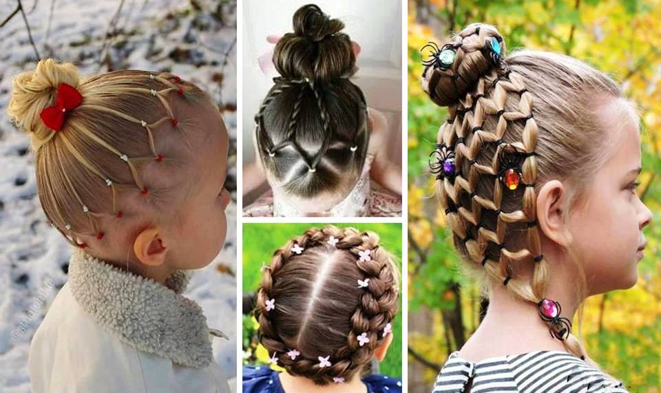 20 Adorable Little Girls Hairstyles For Your Princess - 1 Decorate - Hair Beauty