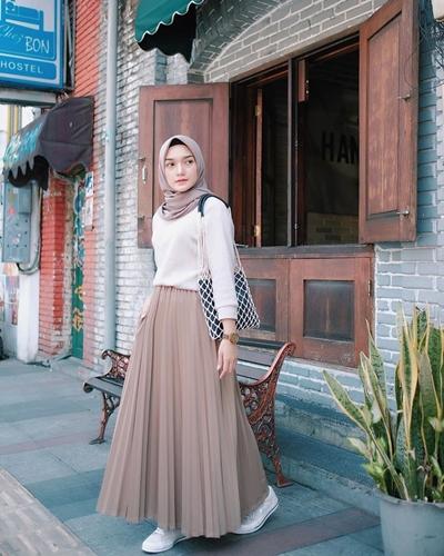 Tips Fashion Hijaber Agar Terlihat Lebih Tinggi