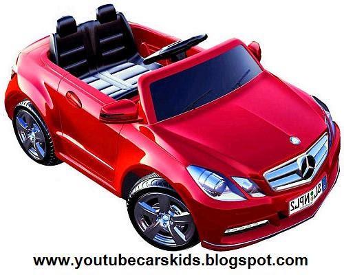 سيارات صغيرة, يوتيوب سيارات اطفال. سيارة مرسيدس بانز إي 550 رايد أون (Mercedes Benz E550 Ride On)
