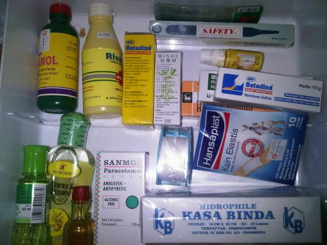 Obat obatan P3K