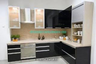 Jasa Pembuatan Kitchen Set Surabaya