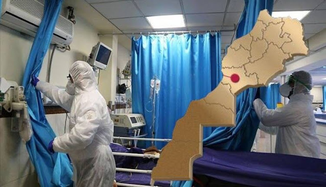 سوس ماسة : حصيلة الإصابات الجديدة بفيروس كورونا بالأرقام.