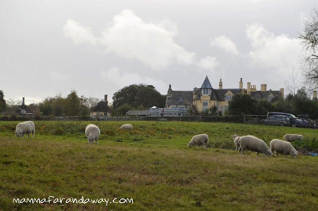 villaggio inglese