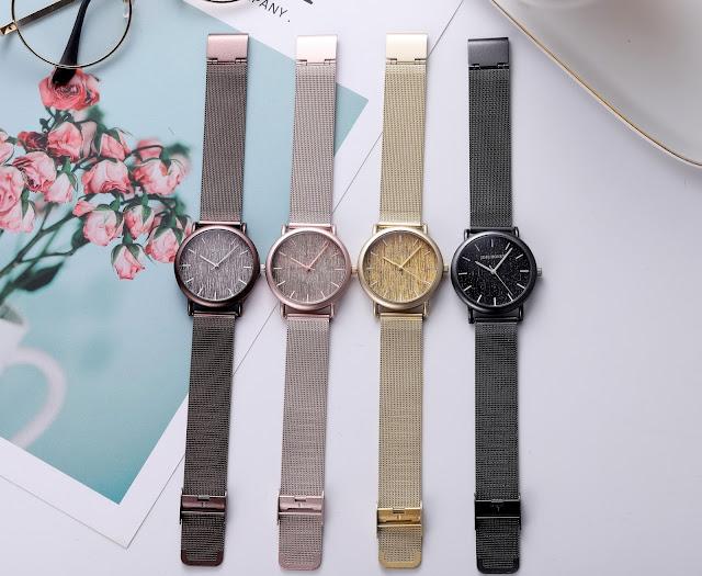 Jimshoney Timepiece 8143