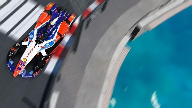 WEHRLEIN WINS FOR MAHINDRA RACING IN MONACO