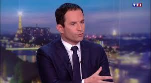 Benoît Hamon demande qui finance leurs campagnes sur TF1