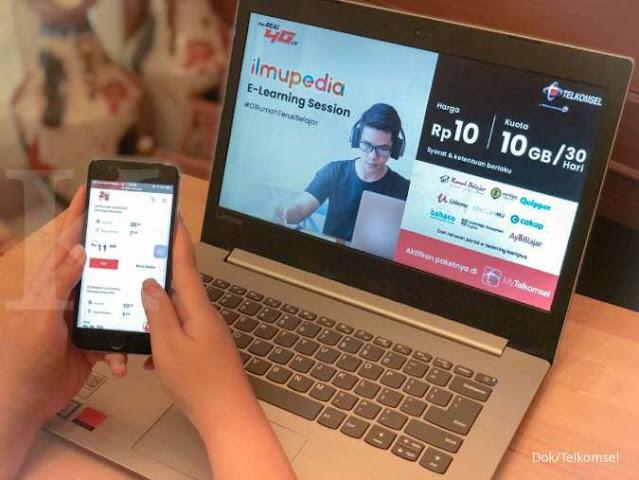 Telkomsel Kasi Promo 15 GB Rp 6 Ribu dan Paket Internet Murah 30 GB Rp 5 Ribu