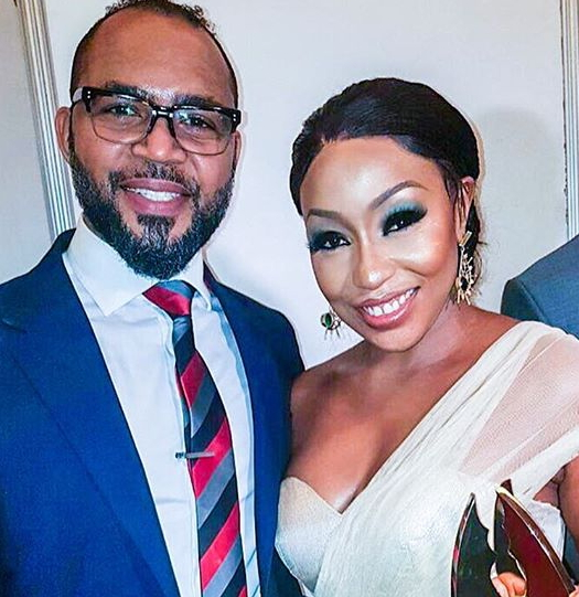 ramsey nouah and rita dominic