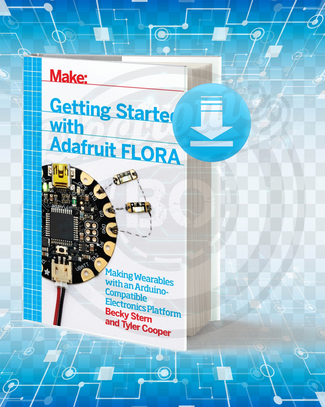 Free Book Getting Started with Adafruit FLORA pdf.