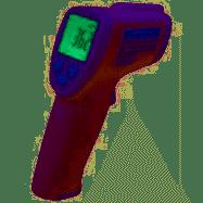 termômetro a laser