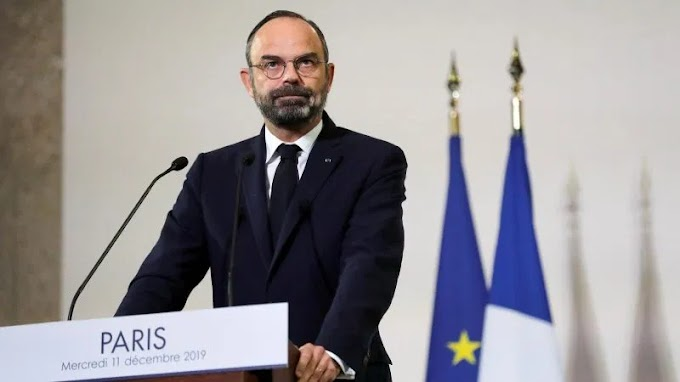 French Prime Minister Edouard Philippe resigns