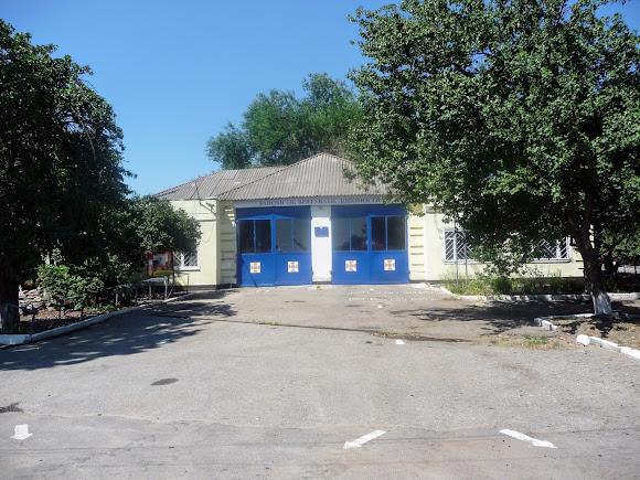 Васильківка. Пожежна рятувальна частина