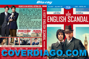 A Very English Scandal - MINISERIE - BLURAY