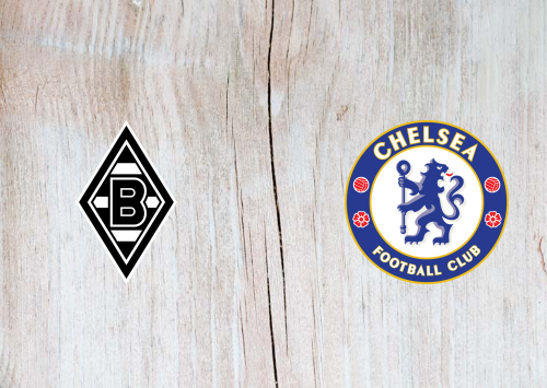 Borussia M'gladbach vs Chelsea -Highlights 3 August 2019