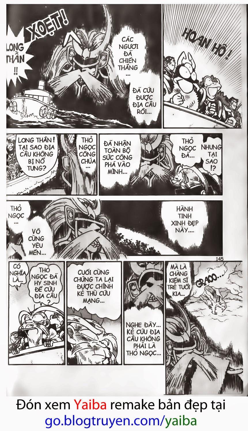 Yaiba chap 163 trang 10