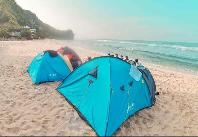 Pantai Sepanjang: Lokasi, Rute, dan Harga Tiket