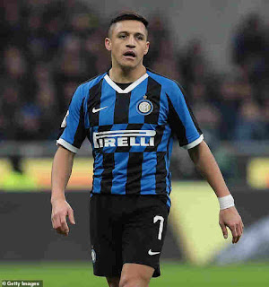 Inter may sign Man Utd flop Alexis Sanchez in €20m permanent deal