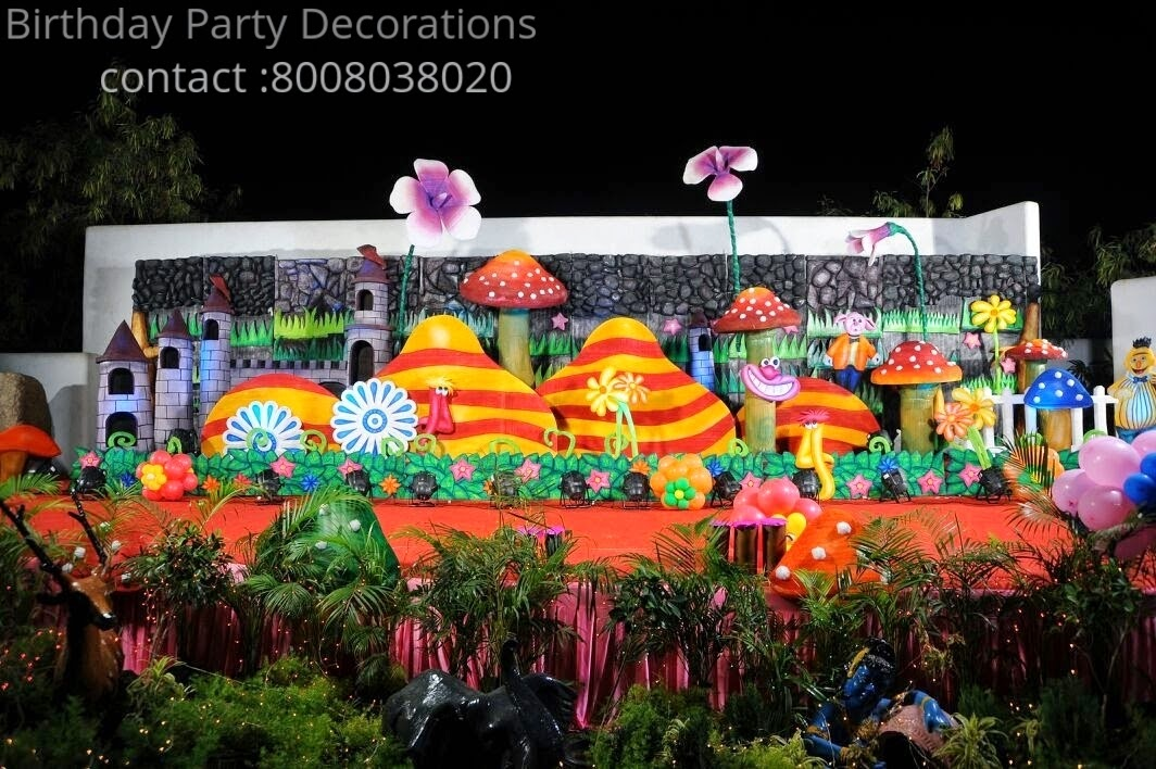 BIrthday Party Organisers Events Planners Hyderabad