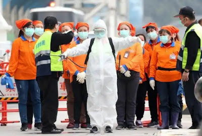 Coronavirus wreaks havoc, 908 people died in China