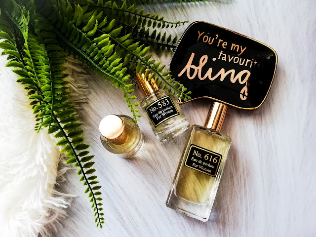 Francuskie perfumy - czyli są firmy do których chętnie wracam