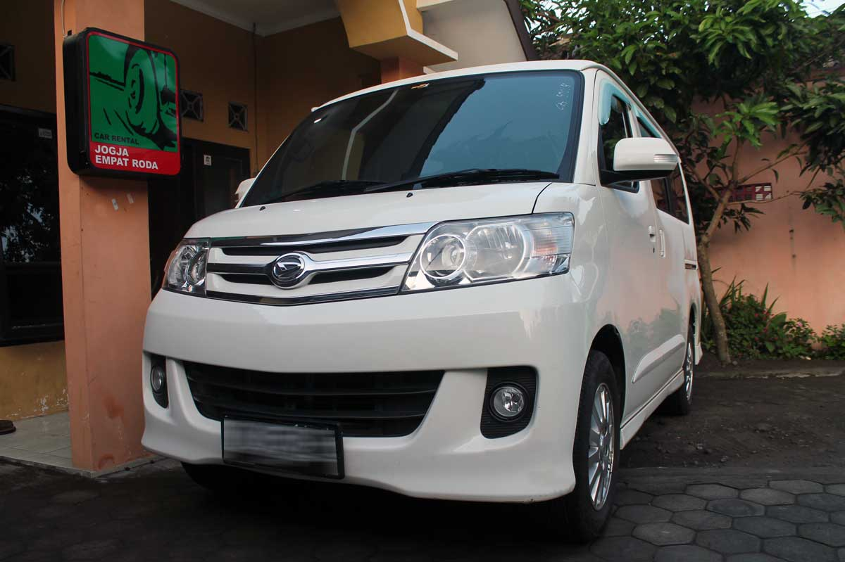 Harga Grand New Avanza Di Jogja Toyota Yaris Vitz Trd Turbo Step 2 Paket Sewa/rental Mobil Lebaran ~ Rental ...