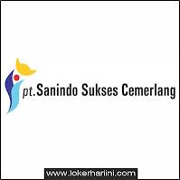 Loker PT Sanindo Sukses Cemerlang