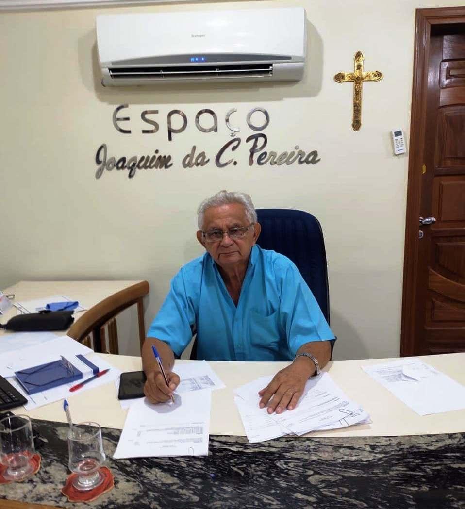 Novo inventariante, primogênito de Costa Pereira dirige a TV Tapajós da sala do pai