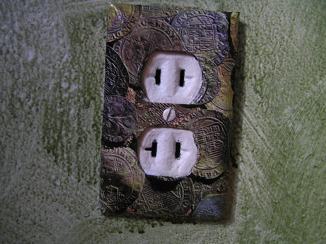 lightswitch plate cover