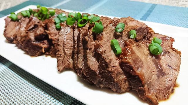 香滷牛腱 — 常備菜的必學菜式 - 豬香世家