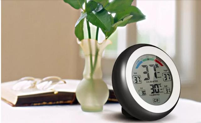 جهاز قياس الرطوبة والحرارة