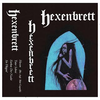 """Το τραγούδι των Hexenbrett """"Hexen bis aufs Blut gequält"""" από το ep """"Erste Beschwörung"""""""
