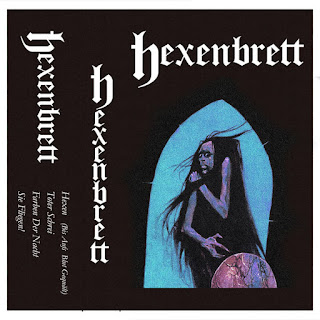 "Το ep των Hexenbrett ""Erste Beschwörung"""