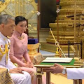 Thailand's King's Controversy During Corona, Sleeping in a Luxury Hotel with 20 Concubines
