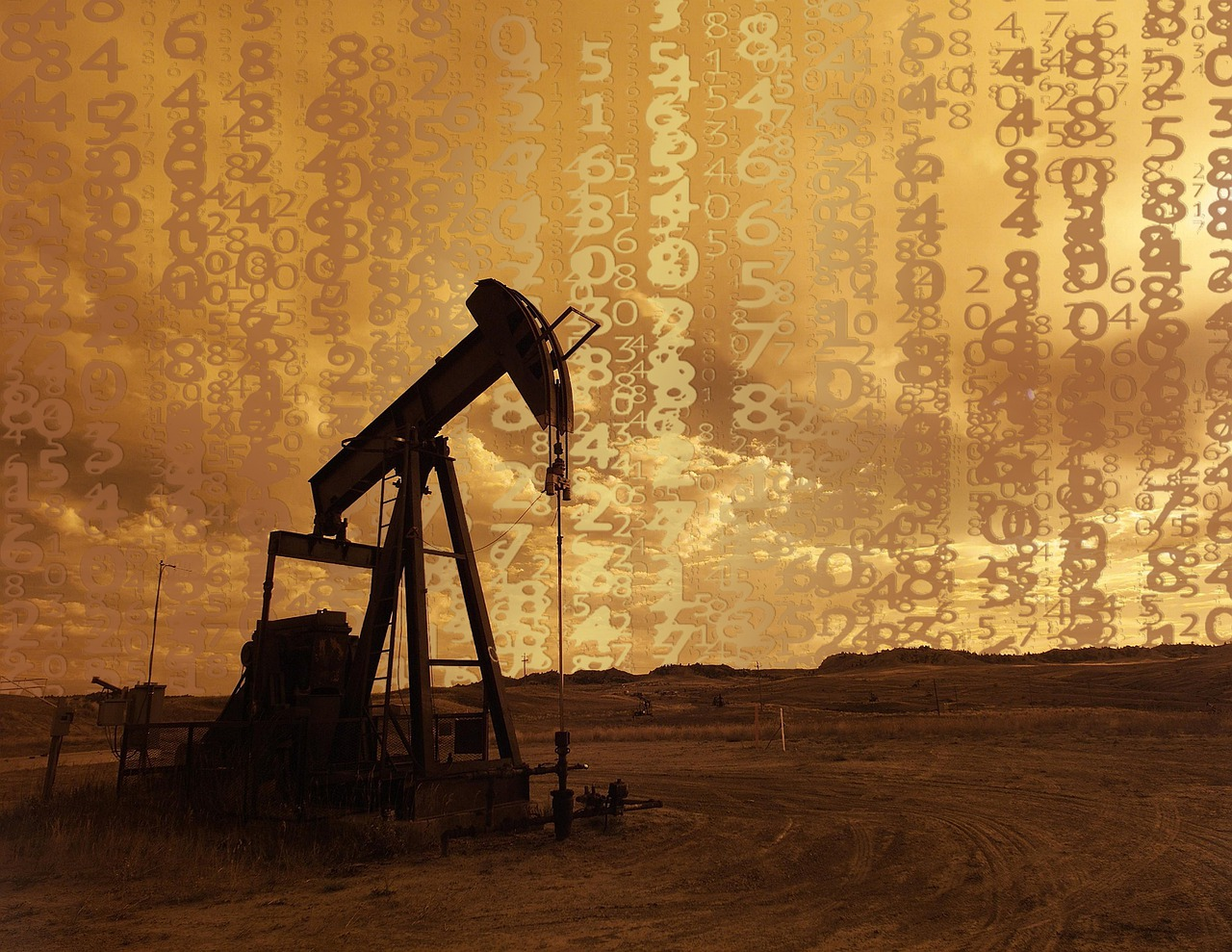 Нефть стабилизировалась после драмы в Капитолии США