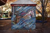 Canberra Street Art | John VOIR