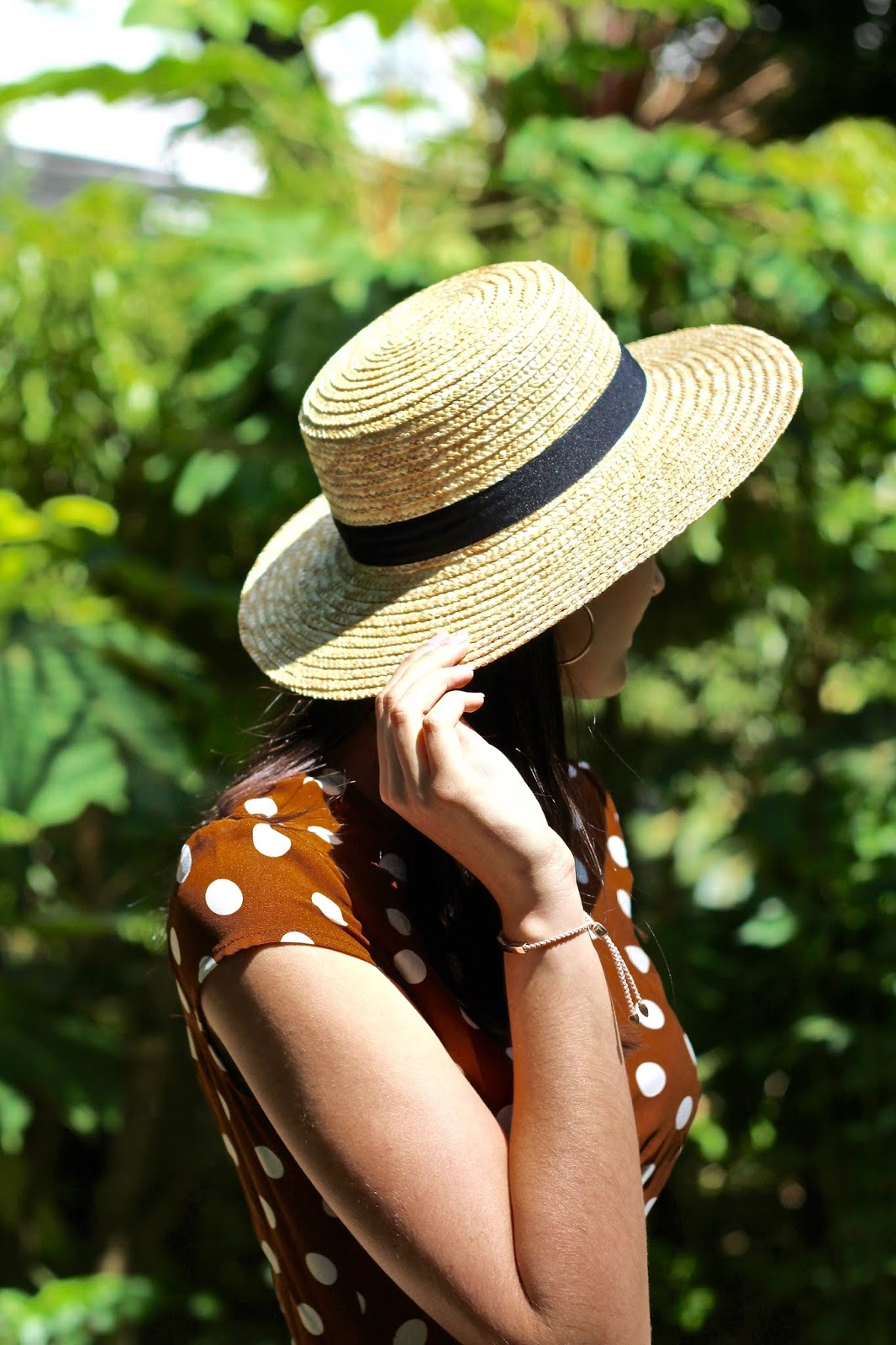 straw boat hat peexo blog