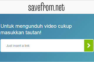 Cara Download Video Youtube Menggunakan Savefrom