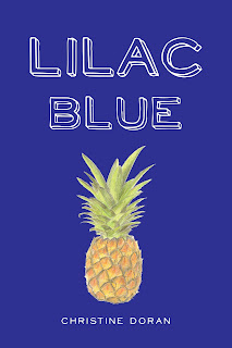 Front cover image: Blue background with pineapple.