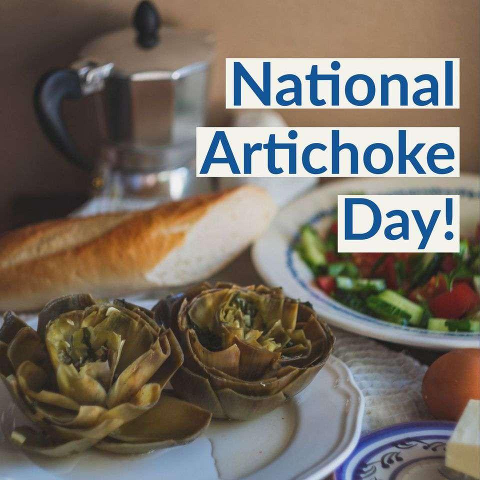 National Artichoke Day Wishes Pics