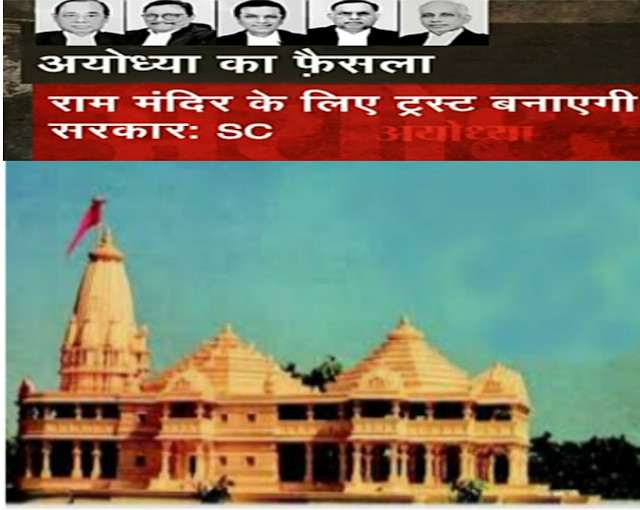 https://www.vikramsaroj.com/2019/11/ayodhya-verdict-disputed-site-goes-to.html