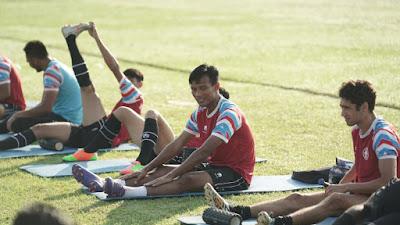 Latihan Perdawna di TC Yogyakarta, Sulut United Persiapan Laga Uji Coba Hadapi Tim Liga 1