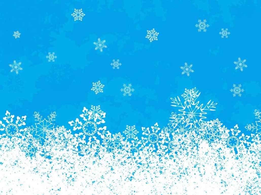 Fondo Escritorio Nevada Navideña: Fondos De Navidad Con Nieve Para El Escritorio Gratis