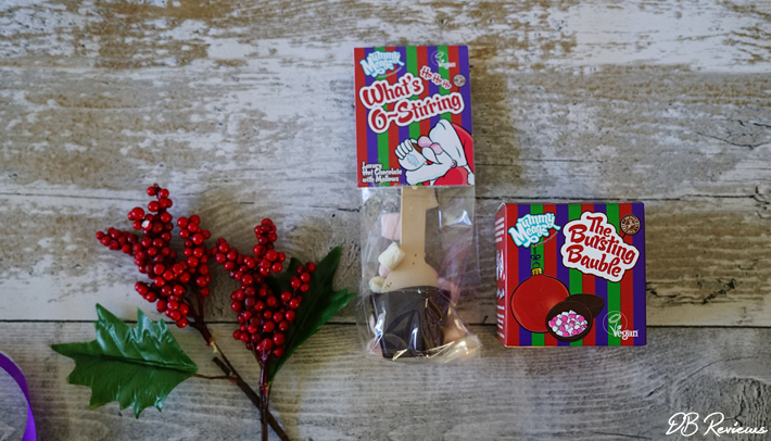 Mummy Meagz Vegan Christmas Range