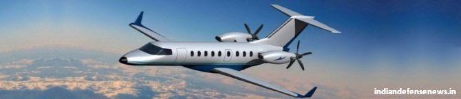 Suresh Prabhu Roots For Indigenous Civil Aircraft