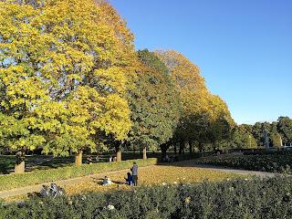 Oslo, Norja, Norway, Grunerlokka, nähtävyydet, Holmenkollen, Vigelandin puisto, Vigeland Park
